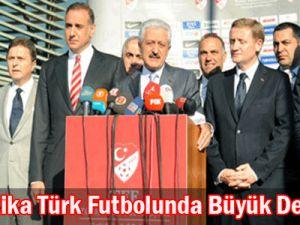 Son dakika Türk Futbolunda Büyük Değişim ?