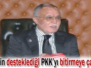 Sadık Yakut: 28 Ülkenin Desteğini Alan PKK Belasını Çözmek İçin Çalışıyoruz