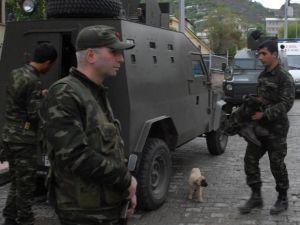 Eruh jandarma karakoluna saldırdılar  2  &#39şehit&#39
