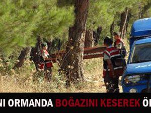 2 kadını ormanda boğazlarını keserek öldürdü