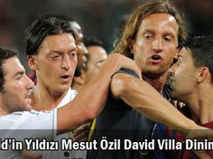 Mesut Özil : Villa Dinime Küfretti