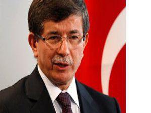 Bakan Davutoğlu Türkiye'nin Çıkarları İçin: