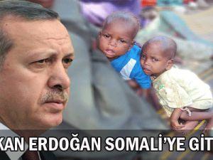 Erdoğan Somali&#39ye gitti
