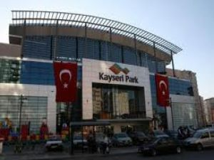 Kayseri Park&#39a Bayram Erken Geldi