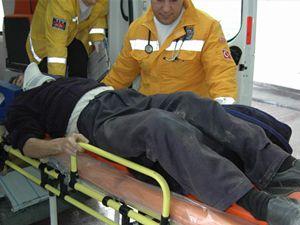 Kayseri'de Asansörün Altında Kalan 3 Kişi Kurtarıldı