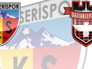 Kasyserispor - Gaziantepspor Saat 21:00&#39de