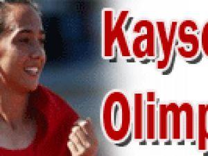Kayserili Tuğba Olimpiyatta!