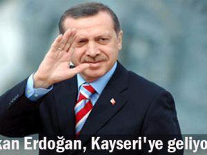 &#39Başbakan Erdoğan, Kayseri&#39ye geliyor&#39&#39
