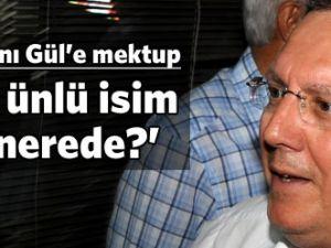 Aziz Yıldırım&#39dan Cumhurbaşkanı Gül&#39e mektup