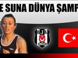 Beşiktaşlı Fadime Dünya şampiyonu