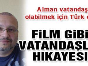 Alman vatandaşlığı almak için Türk oldu