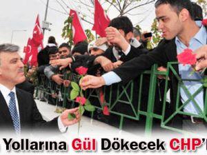 Gül&#39ün Yollarına Gül Dökecek CHP&#39li Kim?