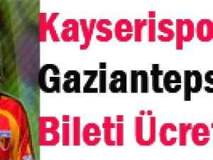 Kayserispor Gaziantepspor Maçı Ücretsiz
