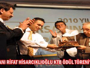 TOBB Başkanı  Rifat Hisarcıklıoğlu  Kayseride