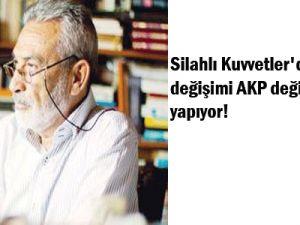 Silahlı Kuvvetler&#39deki değişimi AKP değil Pentagon yapıyor!
