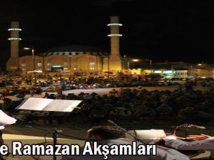 Develi de Ramazan Akşamları