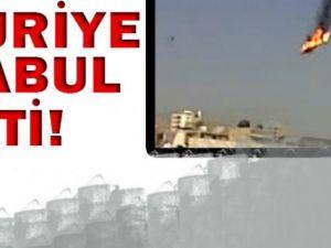 Türkiye'nin vurduğu helikopter hakkında Suriye'den  açıklama geldi: