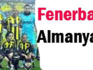 Fenerbahçe Almanya yolcusu