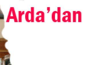 Arda&#39dan 4 yıllık imza