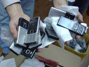 KAYSERİ&#39DE KAÇAK CEP TELEFONU OPERASYONU