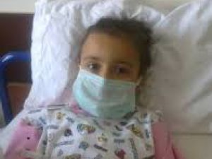 Lösemi hastası Aleyna'ya Kocasinan Kaymakamlığı'ndan yardım eli