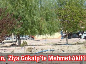 Kocasinan,  Ziya Gökalp'te Mehmet Akif'i Yeniliyor