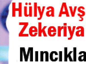 Hülya Avşar Zekeriya Hocayı Mıncıkladı