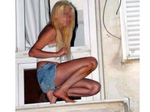 Sevgilisinden Ayrılan Kız Şimdi Fuhuştan gözaltına alındı