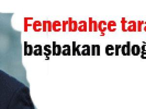 Fenerbahçe taraftarın&#39dan Başbakan  Erdoğan&#39a mektup