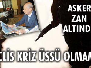 AKP olduğu sürece Türkiye&#39nin ve Türk milletinin başına her şey gelebilir.