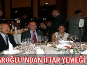 Kılıçdaroğlu&#39ndan   İftar Yemeği