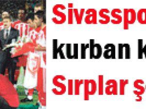 Sivas kurban kesti, Sırplar şoka girdi!