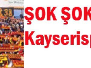 Şampiyonluğa oynayan Kayserispor&#39da Kombinede Hayal Kırıklığı!