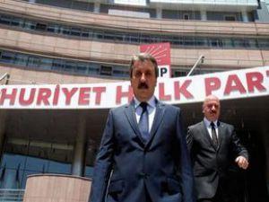 Destici&#39den Kılıçdaroğlu&#39na ziyaret!