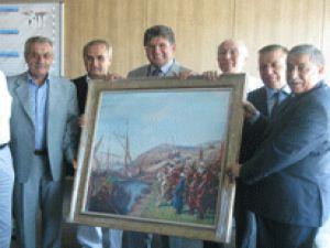Kto Yönetim Kurulu Hacı Boydak&#39ı Ziyaret Etti