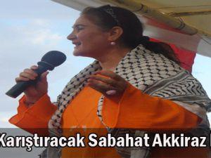 CHP&#39yi karıştıracak Sabahat Akkiraz iddiası