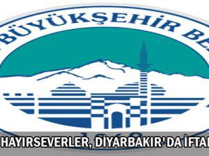 Kayserili  Hayırseverler , Diyarbakır &#39Da İftar  Veriyor