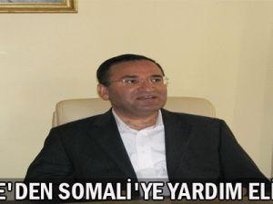 Türkiye&#39Den  Somali&#39Ye  Yardım   Eli