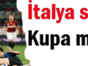 İtalya   Süper  Kupası   Mılan&#39ın