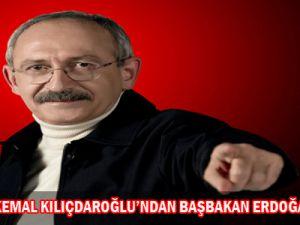 CHP  Lideri   Kemal  Kılıçdaroğlu'ndan Başbakan Erdoğan'a Çağrı
