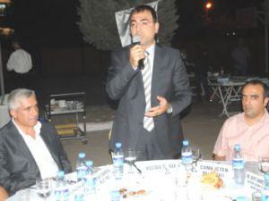 Kayserili İşadamlarından Diyarbakır&#39da İftar