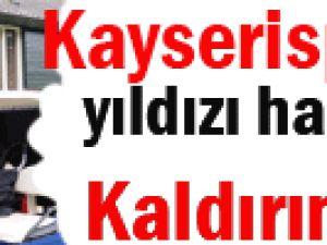 Kayserispor&#39unParlayan Yıldızı  Hasan Ali Kaldırım