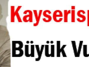 Kayseri&#39de büyük vurgun!