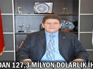 Kayso&#39Dan 127,3 Milyon  Dolarlık   İhracat