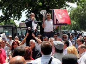 CHP Ankara&#39da büyük kriz!