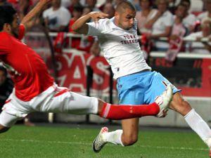Trabzonspor tur için sahaya çıkıyor