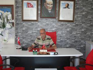 Kayseri Sivaslı Dernekleri Federasyonu Genel Sekreteri Metin CERAN