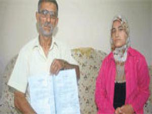 Türbansız okula gitmeyen kızın babasına ceza
