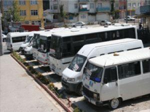 Minibüslerin&#39  De Kara  Kutuları   Var