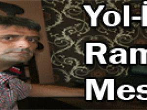 YOL-İŞ Sendikasından Ramazan Mesajı